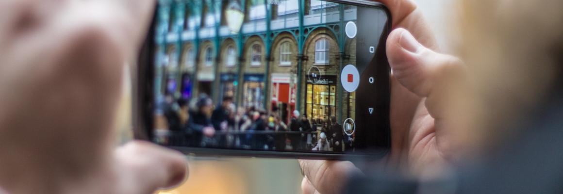 Lav gode videoer med mobiltelefonen