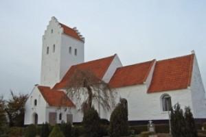Holme Olstrup kirke