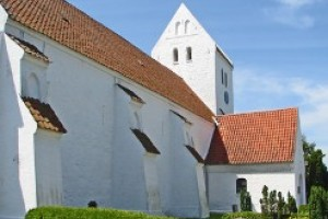 Vallensved kirke