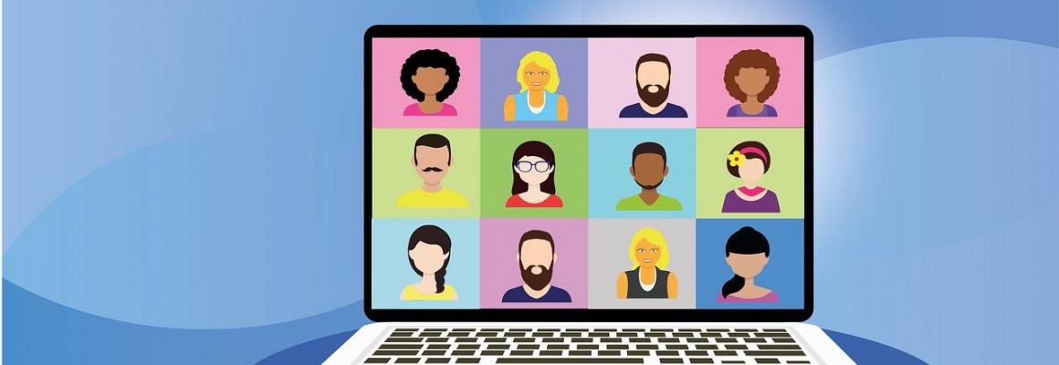 Brug Teams  til at holde online møder  i menighedsrådet